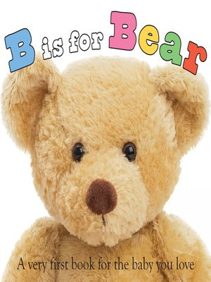 cover image of B is for Bear