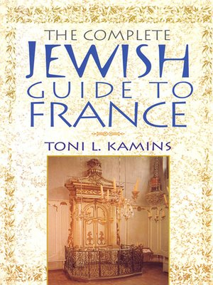 cover image of The Complete Jewish Guide to France
