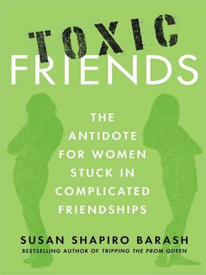 cover image of Toxic Friends