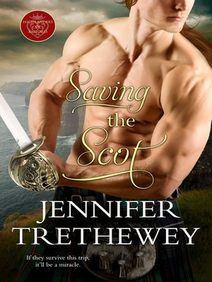 cover image of Saving the Scot