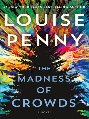 cover image of The Madness of Crowds--A Novel