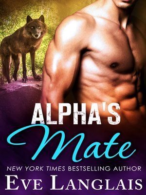cover image of Alpha's Mate