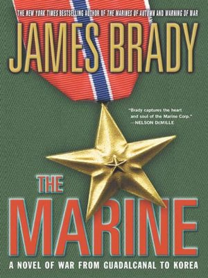cover image of The Marine