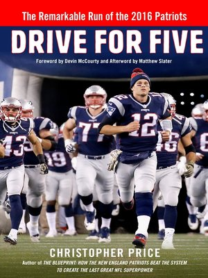 cover image of Drive for Five