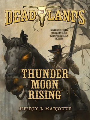 cover image of Thunder Moon Rising