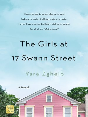 cover image of The Girls at 17 Swann Street