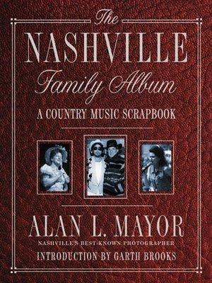 cover image of The Nashville Family Album