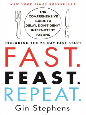 cover image of Fast. Feast. Repeat.