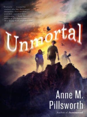 cover image of Unmortal