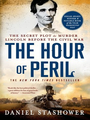 cover image of The Hour of Peril