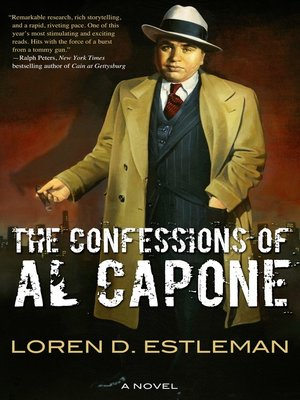 cover image of The Confessions of Al Capone