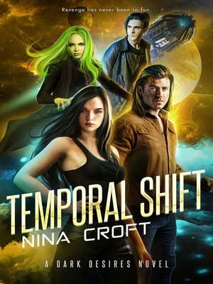 cover image of Temporal Shift