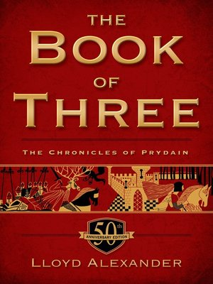 cover image of The Book of Three