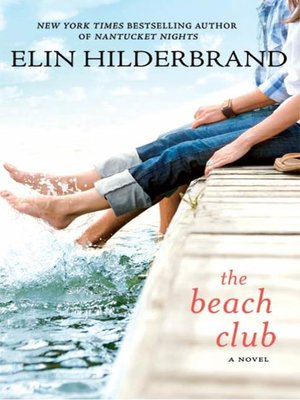 cover image of The Beach Club