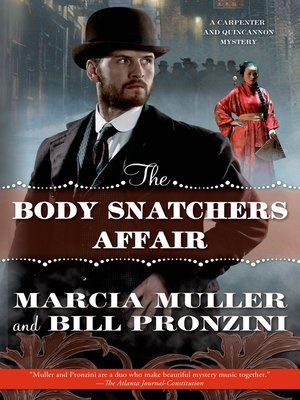 cover image of The Body Snatchers Affair