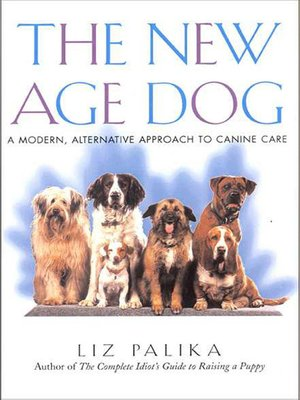 cover image of The New Age Dog