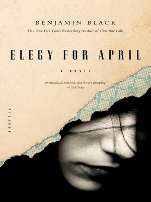 cover image of Elegy for April