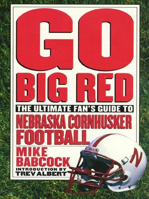 cover image of Go Big Red