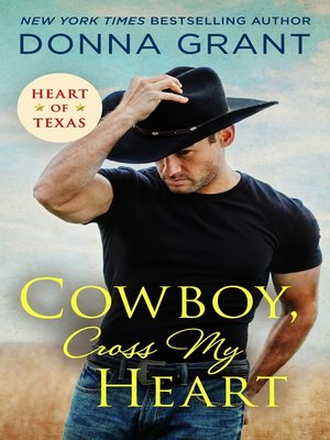 cover image of Cowboy, Cross My Heart