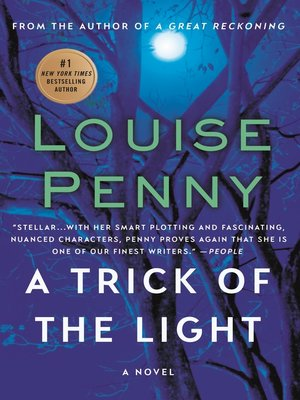 cover image of A Trick of the Light