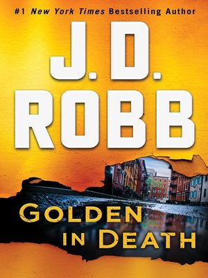 cover image of Golden in Death