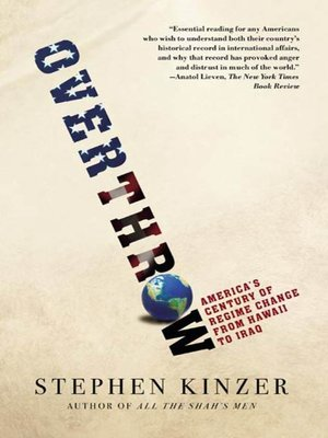 cover image of Overthrow