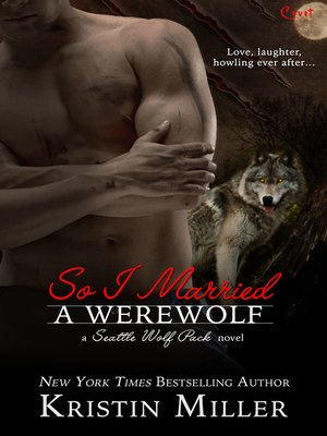 cover image of So I Married a Werewolf