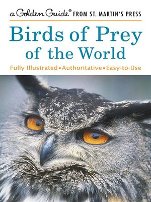 cover image of Birds of Prey of the World