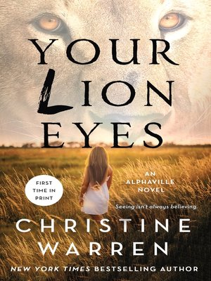 cover image of Your Lion Eyes