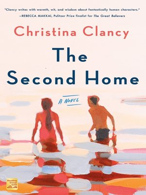 The Second Home Book Cover