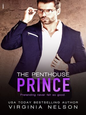 cover image of Penthouse Prince