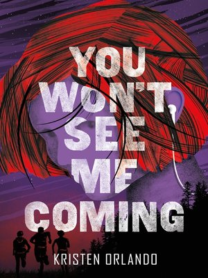 cover image of You Won't See Me Coming