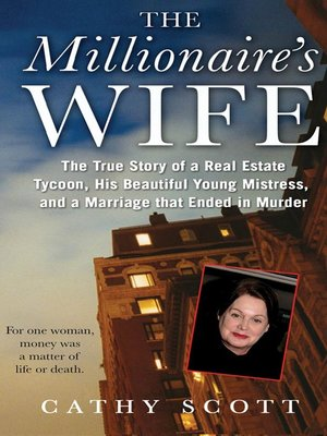cover image of The Millionaire's Wife