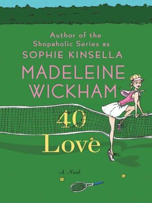 cover image of 40 Love