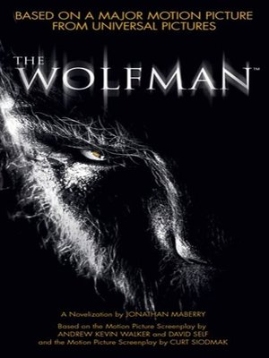 cover image of The Wolfman