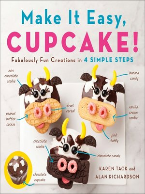 cover image of Make It Easy, Cupcake!