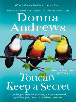 cover image of Toucan Keep a Secret