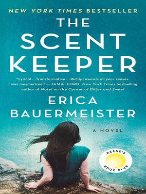 cover image of The Scent Keeper