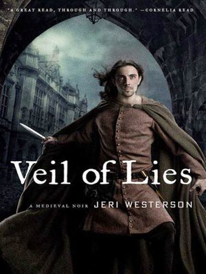 cover image of Veil of Lies