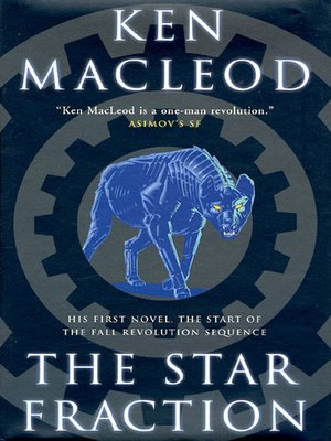 cover image of The Star Fraction--The Fall Revolution Sequence