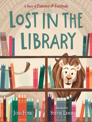 cover image of Lost in the Library
