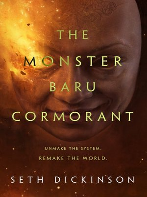 cover image of The Monster Baru Cormorant