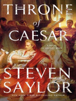 cover image of The Throne of Caesar: A Mystery of Ancient Rome