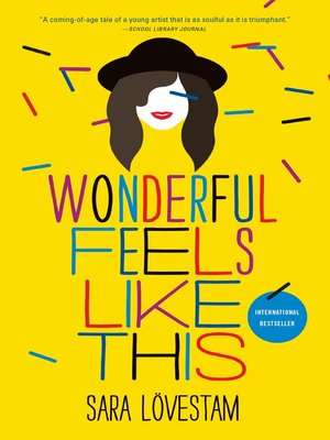 cover image of Wonderful Feels Like This