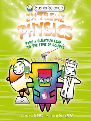 cover image of Basher Science--Extreme Physics