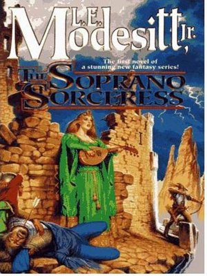 cover image of The Soprano Sorceress