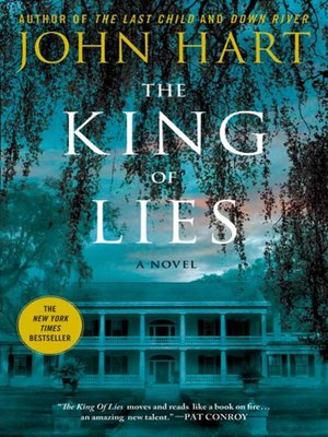 cover image of The King of Lies