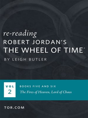 cover image of Wheel of Time Reread, Books 5-6