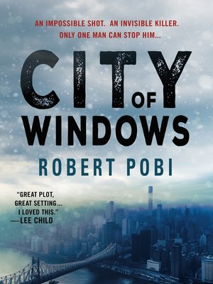 cover image of City of Windows--A Novel