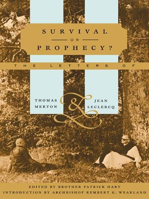cover image of Survival or Prophecy?